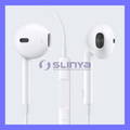 3.5mm Stereo Headset for iPhone 5 Earphone for iPad iPod Touch Nano with Remote Mic Volume Control