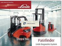 2014  Linde Pathfinder + Linde Truck Doctor the diagnosis software for Linde warehouse equipment+ keygen