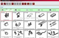 Mitsubishi Japan (MMC ASA) 2014 catalogue of spare parts Mitsubishi