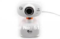 free shipping , 500W high-definition digital USB webcam for laptop and pc, nice appearance and high quality