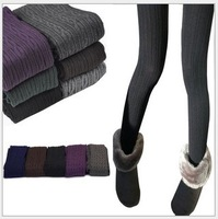 150cm-175cm height women leggings 2013,Show thin warm backing pants, pattern cotton linen breeches trample feet pantyhose women
