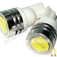 20 * 1W 2825 921 2821 194 168 W5W White Car LED Side Wedge Light Bulbs led high power led light led lamp super brightness T10