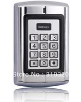 FRID card ID card access control reader, waterproof card access control, password access controlF001