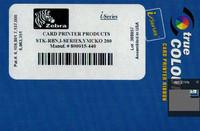 Compatible Zebra i Series YMCKO Ribbon 800015-440 - 200 Print for P310i P320i P330i P420i P430i and P520i