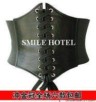 free shipping (10pcs/lot) winter decoration all-match fashion royal wind waist slim cummerbund women's belt