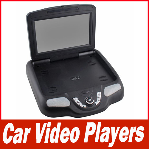 10.2 Inch Car Roof Mount DVD Player Monitor IR Headphone FM Dome Light with TV(China (Mainland))