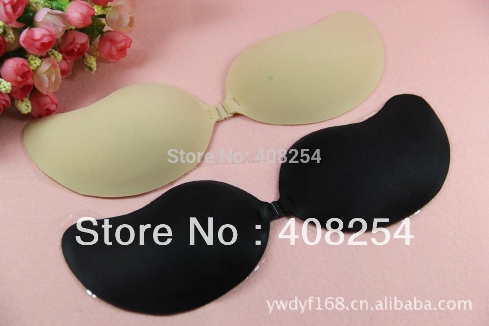V Bra Strapless Adhesive Strapless bra