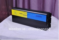 CE low consumption 24V 2000W pure sine wave solar inverter off grid