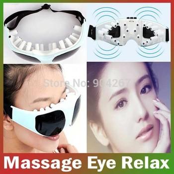 wholesale batteries Electric eye Health care beauty Massage Small Massor ergonomic design, eye massager Free Shipping