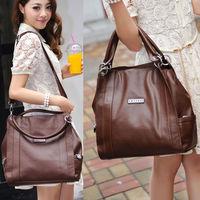 Genuine leather women's handbag 2013  autumn and winter messenger bag