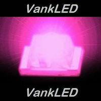 3000pcs/ reel New 0805 Ultra Bright SMD LED Pink