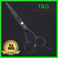 Whole, Sale, Hair Scissors. High quality 440C Steel, 6.0 Inch, Titanium Hair Scissors With Free Scissor Case+Free Shipping