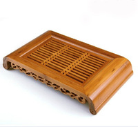 Free shipping!!!Bamboo tea tray small teaboard. small  puer tea  saucers
