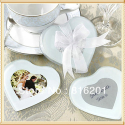 2pcs/set Unique Wedding Photo Gift For Wedding Guest Free Shipping(China (Mainland))