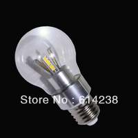 Dimmable 360 Degree wide View angle  600 Lumens 7W A19 LED corn Bulbs indoor use hot sell bulbs E26 E27 B22 in USA  CE ROHS