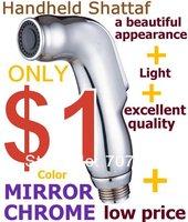 Purchasing Sample Womans Shattaf Handheld Bidet / Portable bidet  TS078A mirror chrome