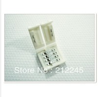 Shop Parcel FREE SHIPPING RGB Led Connector For 10mm SMD 5050 Led Strip RGB,No Need Soldering