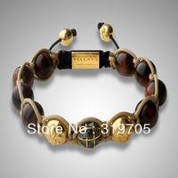 hot selling hello kitty bracelet shamballa bracelet silver rose bracelet AF8207