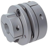 Free shipping selling coupling shaft coupler Nominal dimension is 82x68-14-30mm Diaphragm coupling the Quality is 600g