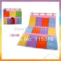 [Bins] Free shipping JJ013 1PCE/lot High quality 8* more color  Storage bag Organizer box