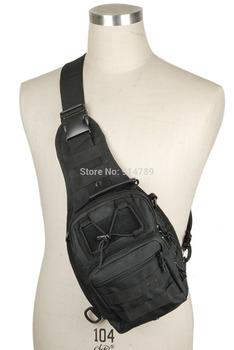 MOLLE TACTICAL SHOULDER STRAP BAG POUCH BACKPACK -31339
