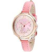 MN989P Fashion originality MINI watch 3D rabbit watch DIY Handmade Genuine Leather Quartz Ladies watch 1pc+free shipping