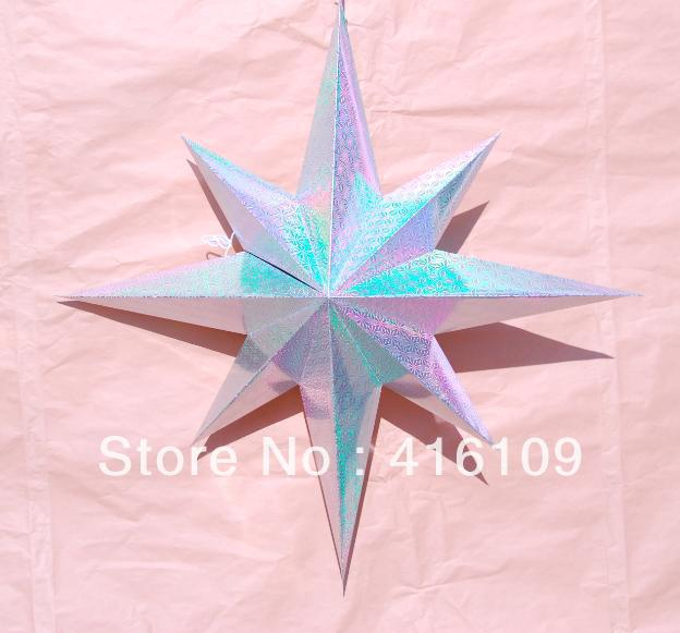 Free Shipping Christmas Decorations Stars Hang Hotel