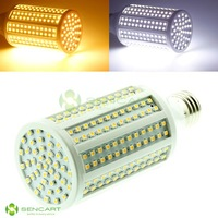 FREE SHIPPING low price E27 LED 20W 282X3528 SMD White/Warm white Spot lights Corn Bulb Lamp1128~1410lm AC85~265V