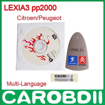2012 Best price Citroen Peugeot lexia3 Diagnostic Tool pp2000 lexia 3,lexia-3 diagbox-----from Ivy
