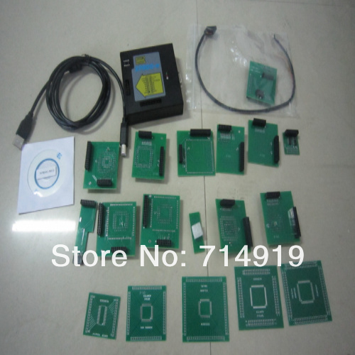 2013 DHL free shipping newest version XPROG-M programmer(China (Mainland))