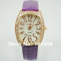 Quartz Watches Leather Women Watch Fashion Casual Cute Lady Wristwatches Dress New