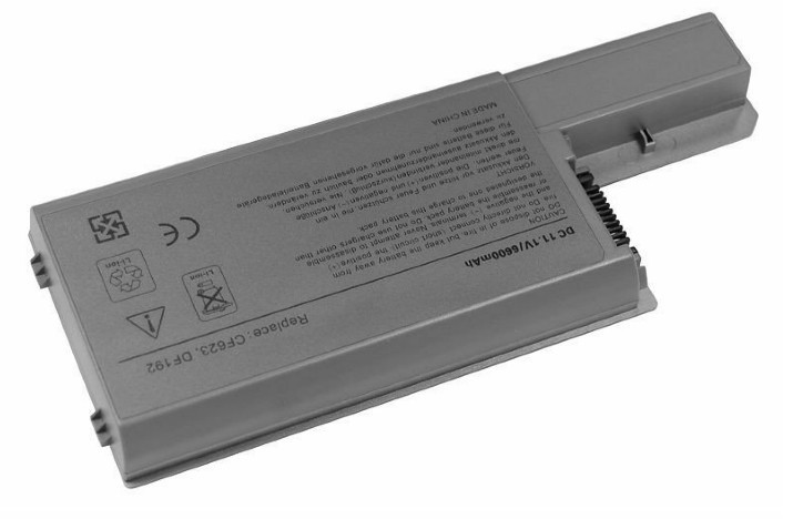 9 cells 7800mah Li-ion Replacement Laptop Battery For Dell Latitude D820 D531 D531N D830 Precision M4300 M65 310-9122(China (Mainland))