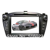 HYUNDAI IX35    7inch Digital Touch Screen with GPS Navigation, Bluetooth Radio