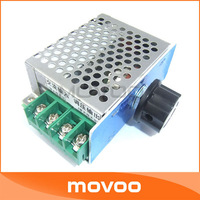 AC 220V To 0-55V SCR Controller Voltage Regulator SCR Dimmer Motor Speed Contrller Temperature Controller High Power 1100W