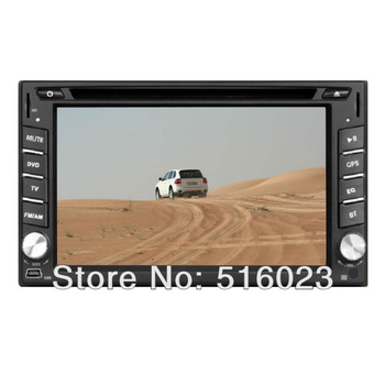 Acura Navigation  on Car Dvd Player 6 2 Inch Digital Touch Screen With Gps Navigation