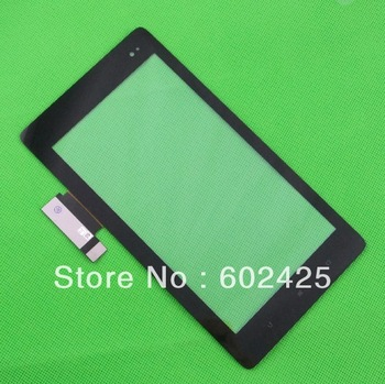 Lifetime warranty Original 7'' capacitive touch screen digitizer for Huawei IDEOS S7 Slim 201U tablet PC MID free shipping