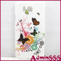 New Oil Polish TPU Series Butterfly Black Zebra US FLag Jelly Blue Flower Case for Samsung Galaxy Alpha G850 S801 G850F Case