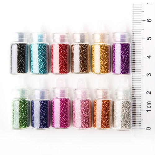 Caviar Nails Art 12 Colors Manicures/Pedicures Nail Art YNA-0031