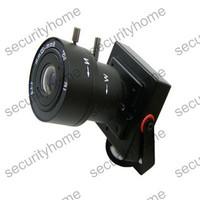 Mini SONY Super HAD CCD 600TVL 9-22mm Manual adjust ZOOM Video Box CCTV Camera