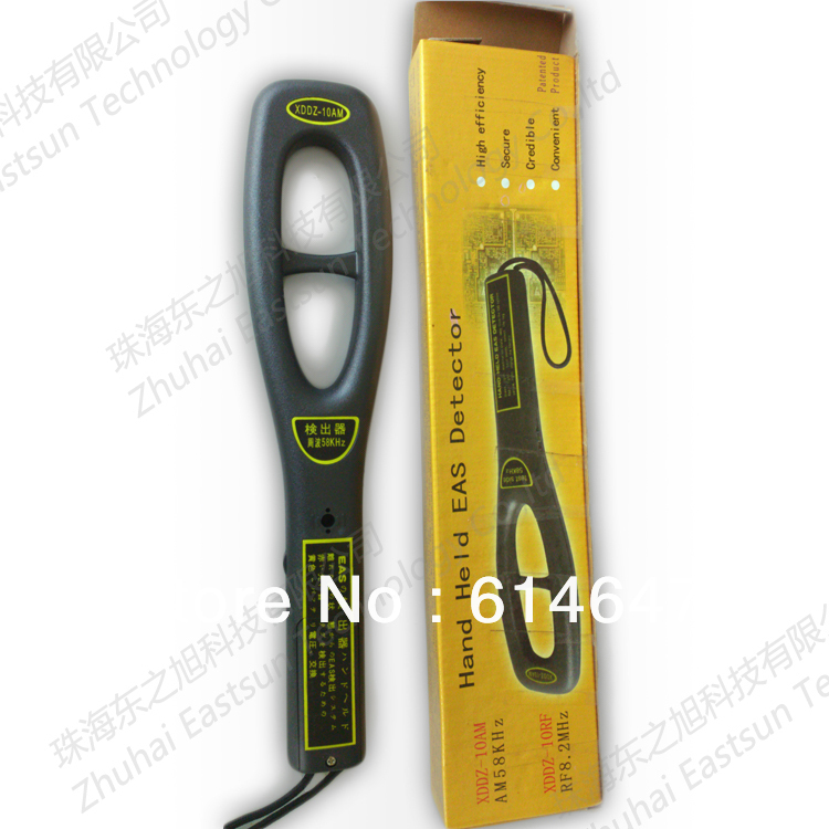EAS AM Anti-theft Label/Hard Tag Handheld Detector(China (Mainland))