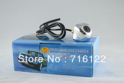 170 Angle CMOS/CCD Car Rear View Reverse Parking Video Camera E366 IR Sensor vision(China (Mainland))
