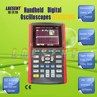 "Freeshipping, 1CH 25MHZ 3.5"" LCD 64K Color TFT Portable digital Oscilloscope UTD1025CL"