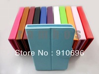 High Quality 7 inch Leather Case Pouch Universal Tablet Case Cover for Google Nexus 7
