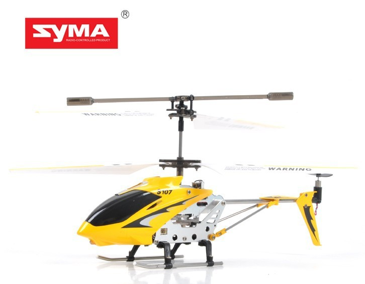 new toys 2013 Syma 3CH S107g mini remote control helicopter for adult and children with flashing lights and GYRO technology(China (Mainland))