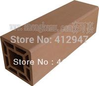 120120 wpc fence in Engineered Flooring ,pvc panel,waterproof  fireproof