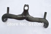 full Carbon road handlebar/ Integrated stem carbon handlebar road bicycle handlebar 420/440*100/110/120mm