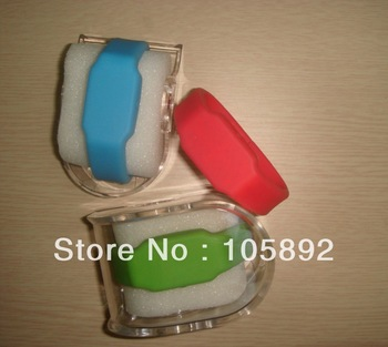 New arrival !!! 2GB-32GB Silicone LED Watch usb in different color for christmas gift with retail package