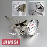 JMISI coffee/milk/ food termometer ,temperature gauge,temperature range -10-110 centigrade,profional coffee tools