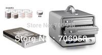 NEW Hot Sale Cloud storage ,2 bay network storage NAS,RAID USB3.0 HDD Enclosure,Maximum support 6TB PK Buffalo/Orico NAS