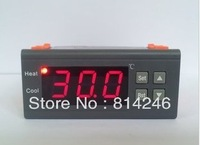 Free shipping,New AC220V Digital Temperature Controller Thermostat Red LED Display